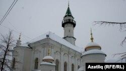 Иске татар бистәсендәге Мәрҗәни мәчете
