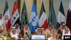 ۱۲عضو اوپک از جمله ایران و عراق در این اجلاس شرکت دارند.