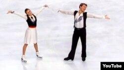 Julia Zlobina və Alexei Sitnikov