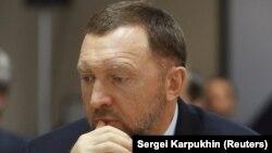 Российский бизнесмен Олег Дерипаска.