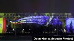 Iluminații la București