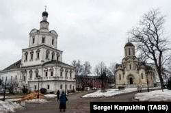Музей древнерусской культуры им. Андрея Рублева расположен в Спасо-Андрониковом монастыре