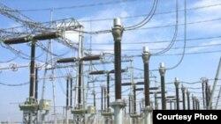 Iran -- Power statio