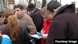 Кризис с румынскими визами продлился почти год