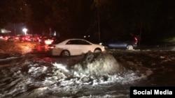 Наводнение в Ростове-на-Дону