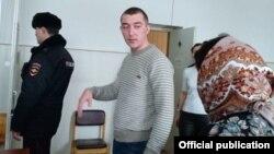 Осужденный Ильмир Амирханов