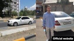 Фото сайта УМВД по г. Душанбе