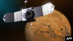 NASA-nın Mars üzərində eksperimenti