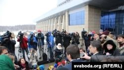 Встреча контактной группы Belarus в Минске в President Hotel