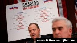На слушаниях в Конгрессе относительно российского вмешательства в выборы в США