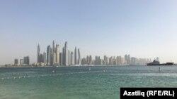 Дубай шаары.