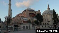 Թուրքիա, Ստամբուլ, Սուրբ Սոֆիայի տաճարը, արխիվ