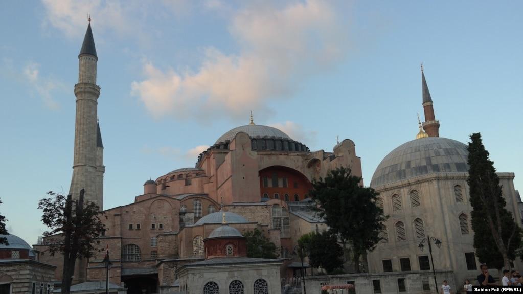 Catedrala Sfânta Sofia, Istanbul