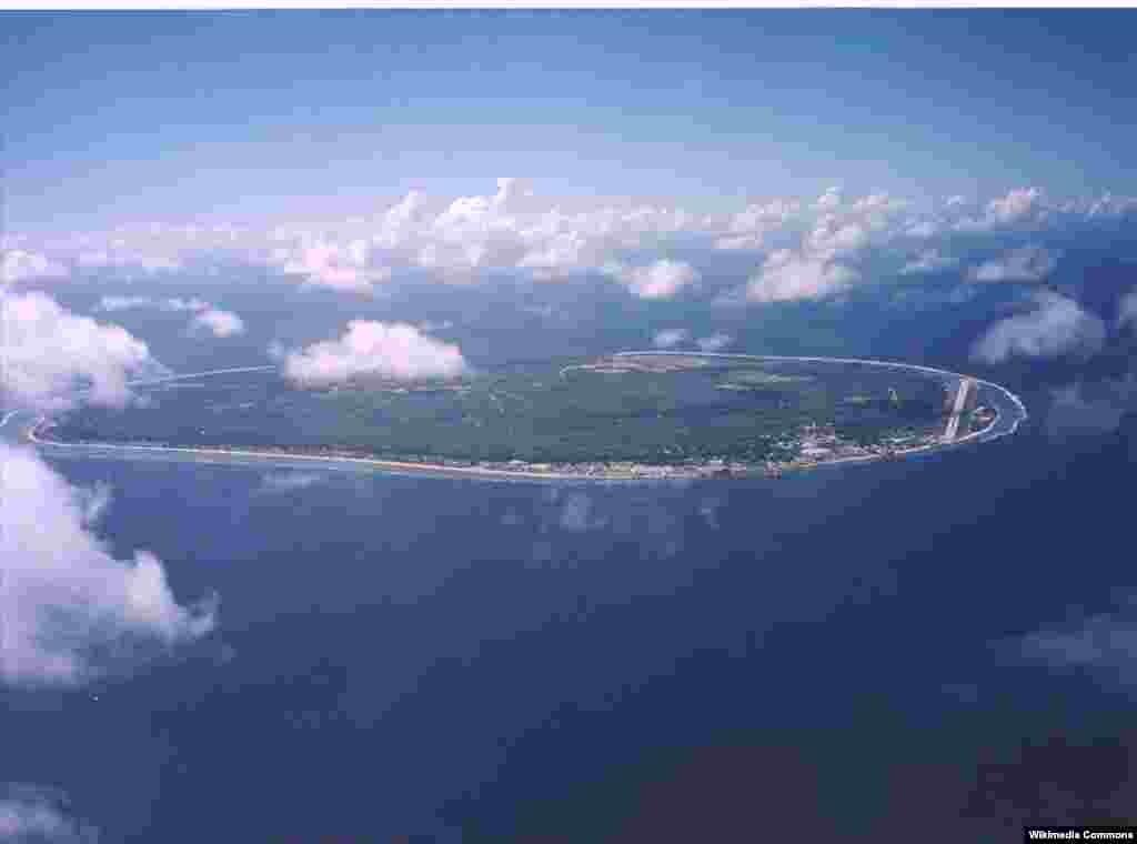 Ин ҷазираи хурдакак Науру ном дорад. Науру дар ин ҳафта чаҳорумин кишваре шуд, ки истиқлоли Абхазистонро эътироф кард.