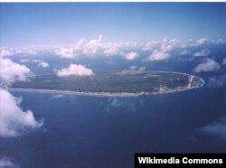 Науру - остров-государство в Тихом океане, который скоро может исчезнуть из-за изменения климата
