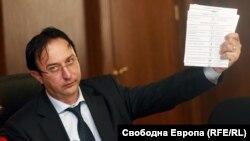 """Роман Василев бе основно действащо лице и в разследването на т.нар. афера """"Костинброд"""", след което тихомълком напусна съдебната система"""