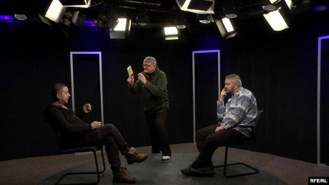 Vasile Botnaru, Vasile Ernu, Vitalie Sprânceană