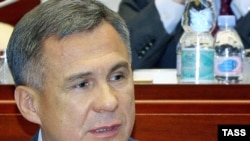 New Tatarstan President Rustam Minnikhanov to be inaugurated on March 25.
