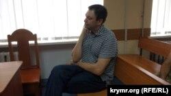 Кирилл Вышинский в суде, Херсон, 5 сентября 2018 года