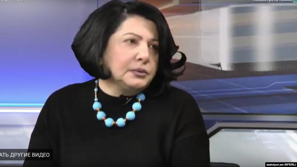 Сильва Амбарцумян: Поскольку на Баграмяна 26 не знали о сделке, меня сразу же лишили лицензии