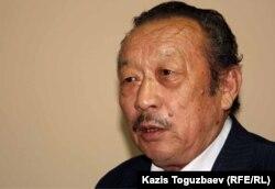 """Ибрагим Кошкари, председатель ОО """"Казактану"""""""