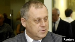 Усунений від виконання обов'язків генерального секретаря НОК України Володимир Геращенко