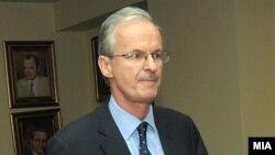 Генерален директор за проширување во Еропската Комисија, Кристијан Даниелсон