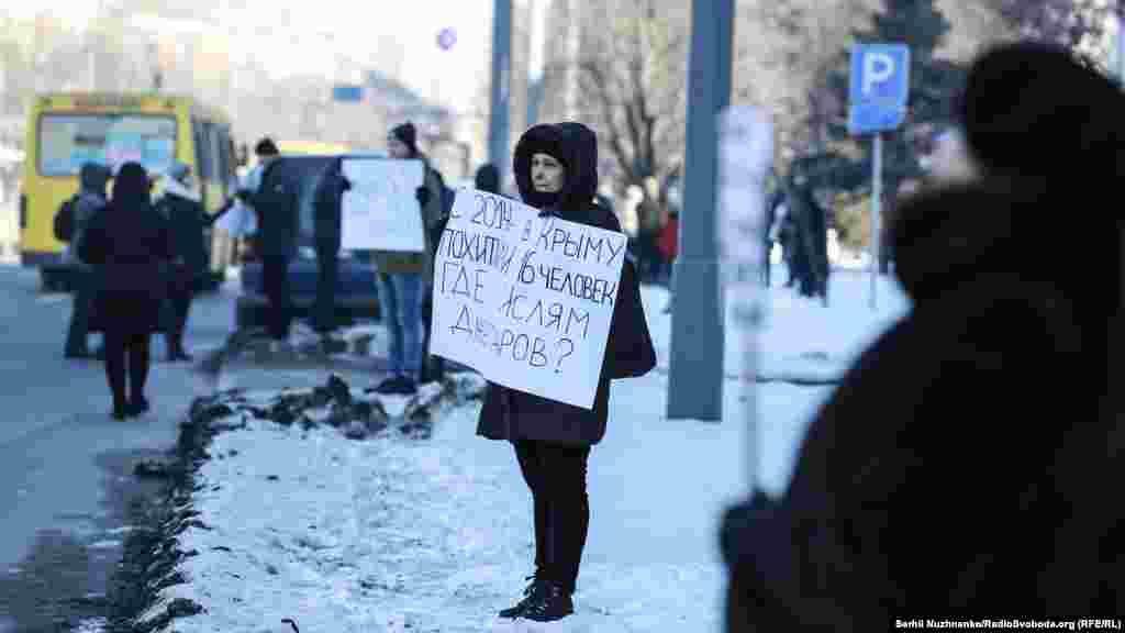 По данным активистов, после аннексии Крыма Россией исчезли более 40 крымчан. 17 человек нашли, 16 – до сих пор числятся пропавшими без вести, шестерых нашли мертвыми, еще двое – находятся в местах лишения свободы
