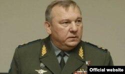 Colonel General Andrei Serdyukov