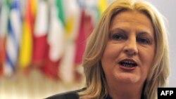 Zëvendëskryeministrja e Kosovës, Edita Tahiri.