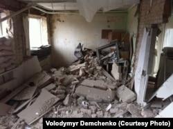 Фото зі сторінки Володимира Демченка у Facebook