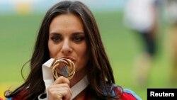 Atletja ruse, Jelena Isinbajeva