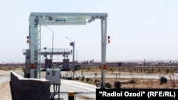 New modern check post on Tajik-Afghan border, opened on July 21