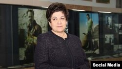 Савицкий номидаги музей собиқ директори Мариника Бобоназарова.
