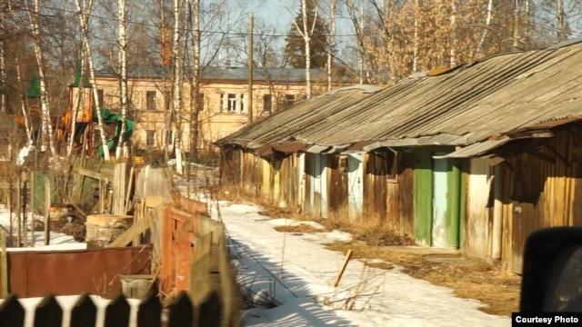 В двух шагах от резиденции Ново-Огарево