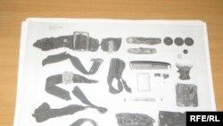 Знахідки на Верецькому перевалі (розкопки 2008 р)