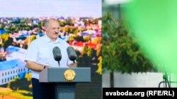 Лукашенко раніше сьогодні заявив, що в разі розпаду Білорусі Польща претендує на Гродненську область
