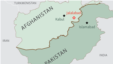 Suicide Bombing Hits Eastern Afghanistan