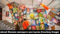 Бієнале молодого мистецтва у Харкові: кураторська екскурсія Миколи Коломійця, 2019 рік