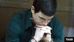 Один из руководителей экстремистской организации БОРН Никита Тихонов
