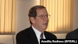 Посол США в Азербайджане Ричард Морнингстар в