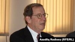 Чрезвычайный и полномочный посол США в Баку Ричард Морнингстар