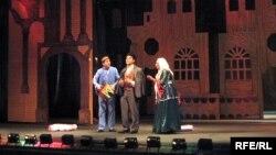 «Arşın mal alan» operettası
