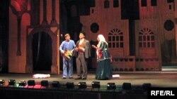 Musiqi Komediya Teatrında «Arşın mal alan»