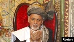 Авганистанскиот претседател Ашраф Гани