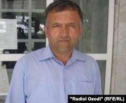 Сафарбеки Қурбонбек, пажӯҳишгари тоҷик
