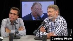 Политологи Александр Кынев и Дмитрий Орешкин