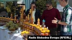 macedonia - Beekeeper of Bitola.