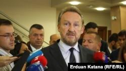 Bakir Izetbegović, Banjaluka, 4. septembar, foto: Erduan Katana