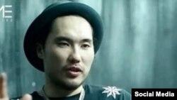 Рэпер из Казахстана Адиль Жалелов, творческий псевдоним Скриптонит.